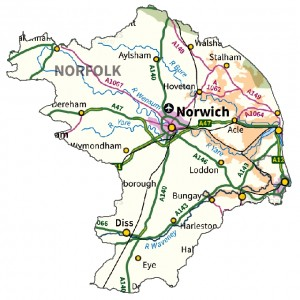 Broadland rivers catchment (1)