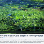 WWF, Coca cola video
