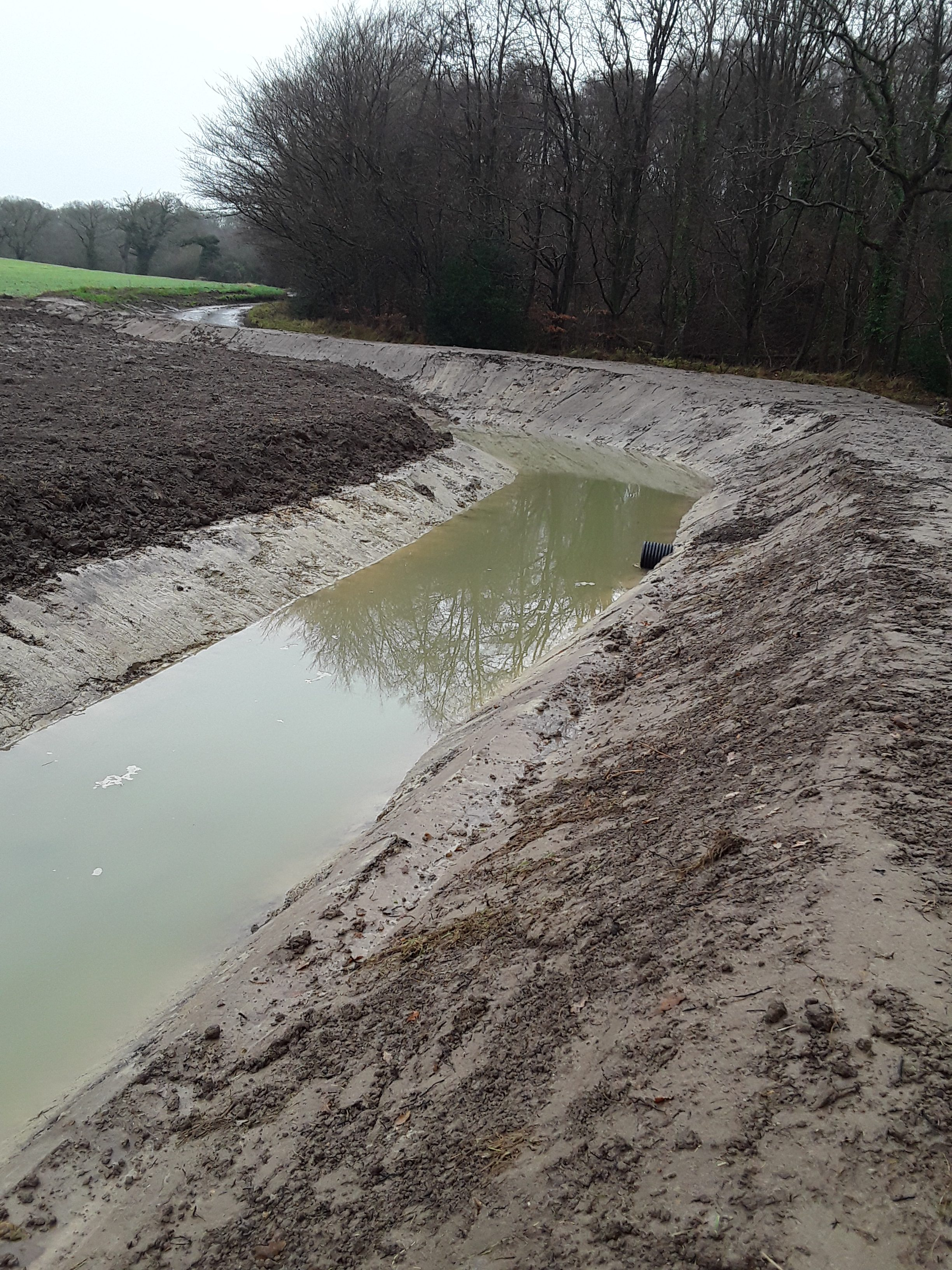 Trimingham Water Interventions