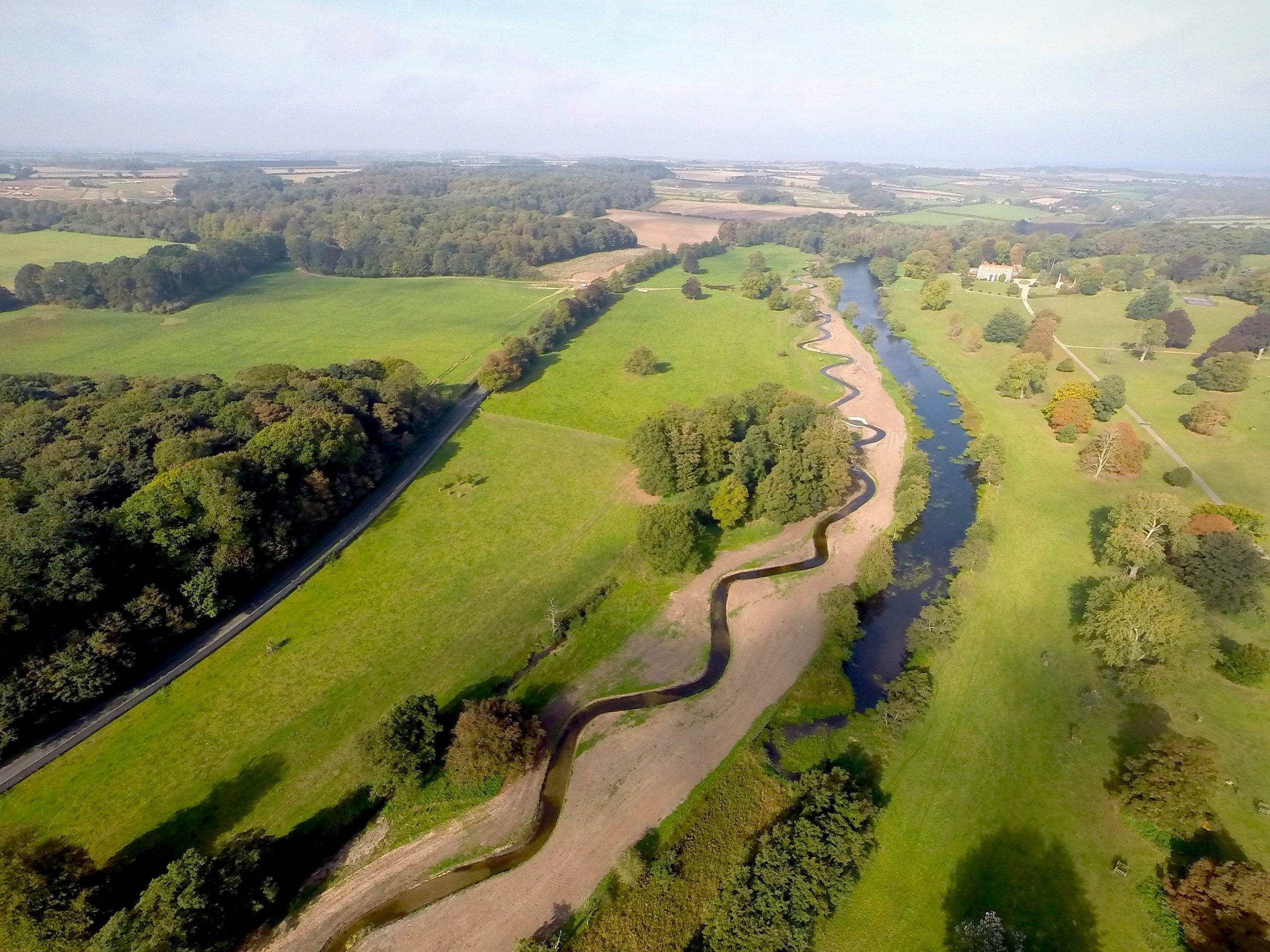 Job vacancy: River Restoration Project Manager (Maternity Cover, Part-Time)