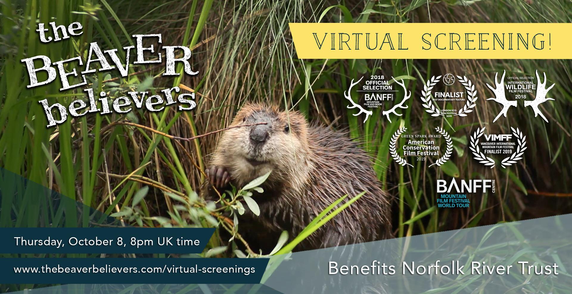 'The Beaver Believers' film screening